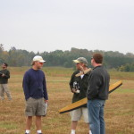 20041024-desshlg-16-benbrucered-og: Ben, Bruce and Red before the finals Photo from http://olgol.com/contest/pics.html