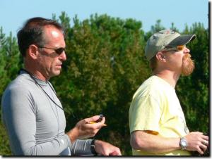 Ken and Bruce at the 2006 ECHLGF